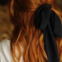 hair / bow