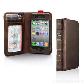 BookBook for iPhone at Firebox.com
