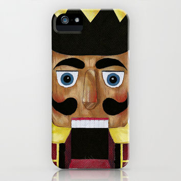 The Nutcracker iPhone & iPod Case by Traci Maturo Illustrations