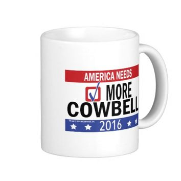 More Cowbell-ection