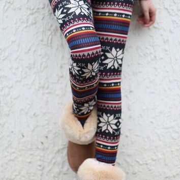 Tribal Aztec Leggings!