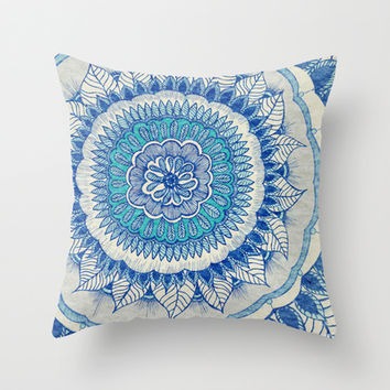 Enlightenment Throw Pillow by rskinner1122