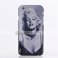 HM 4.7 Inch Monroe Series Mobile Phone PC Protective Shell Case For iPhone 6 - DinoDirect.com