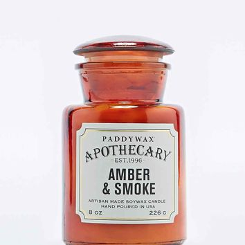 Paddywax Candle in Amber & Smoke - Urban Outfitters