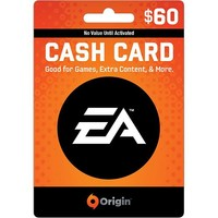 Electronic Arts - EA Origin Wallet Card ($60)