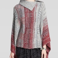 Free People Poncho - Willow