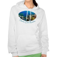Save Our Reefs Women's Hoodie