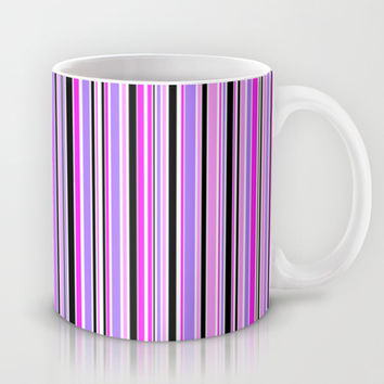Candy Stripe 3 Mug by Alice Gosling