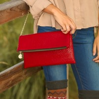 Style & Serenity Bag-Red