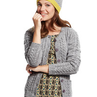 Heritage Cable Cardigan