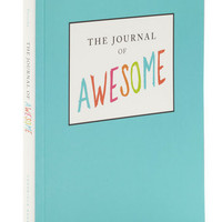 The Journal of Awesome | Mod Retro Vintage Stationery | ModCloth.com