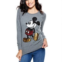 Mickey Sequin Sweatshirt