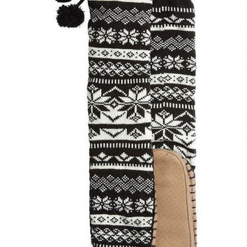 Nordic Muk Luk Slipper Socks