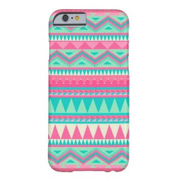 Urban Tribal Aztec Chevron Pattern iPhone 6 Case