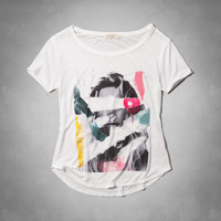 Supersoft Graphic Tee