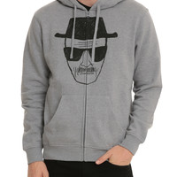 Breaking Bad Heisenberg Zip Hoodie