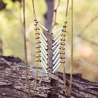 When September Ends Necklace
