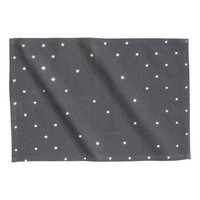 H&M - Placemat with Printed Design - Dark gray