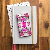 Elisabeth Fredriksson A Touch Of Pink Cell Phone Case