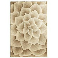 Pier 1 Imports - Product Detail - Ivory Rose Rug
