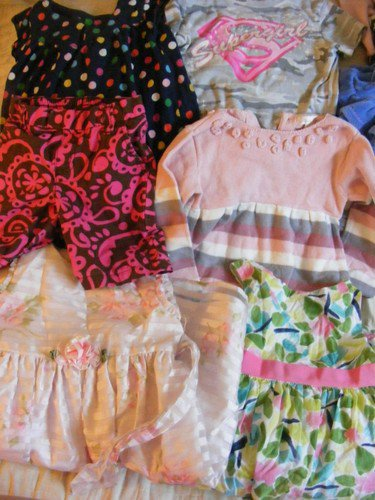 Gorgeous Girls Gymboree, Carter Dresses, shorts, and more!! (sizes 4, 4t)