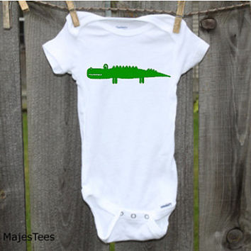 Crocodile Alligator Onesuits®, Crocodile Baby Shower