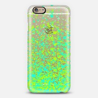 sparkly lemon iPhone 6 case by Marianna Tankelevich   Casetify