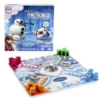 Frozen Olaf's in trouble game | Free UK Delivery | £21.99