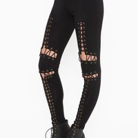 Snake Bite Leggings