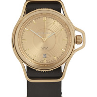 Givenchy - Seventeen watch in gold PVD-plated stainless steel