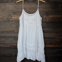 tie dye for dress minus the tie dye | bohemian white