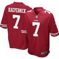 Nike Youth Home Limited Jersey San Francisco 49ers Colin Kaepernick #7
