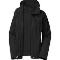 The North Face Women's Jackets & Vests 3-IN-1 JACKETS WOMEN'S ADELE TRICLIMATE® JACKET