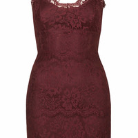 Lace Bodycon Tunic