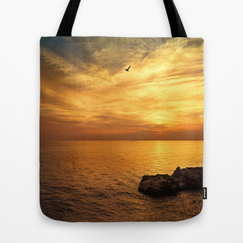 Day Off Tote Bag by Tordis Kayma
