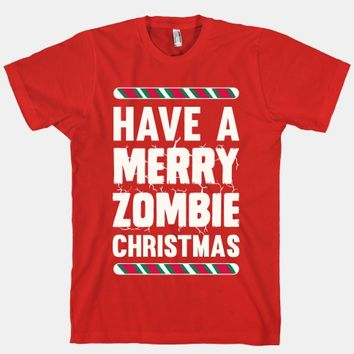 Have A Merry Zombie Christmas