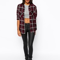 River Island Checked Shirt