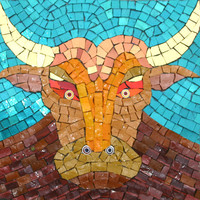Taurus Zodiac Series Art by Martin Cheek