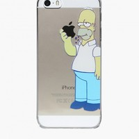 Hungry Homer iPhone 5 Case