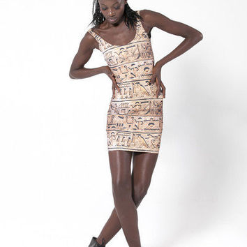 Hieroglyphics Dress | Black Milk Clothing