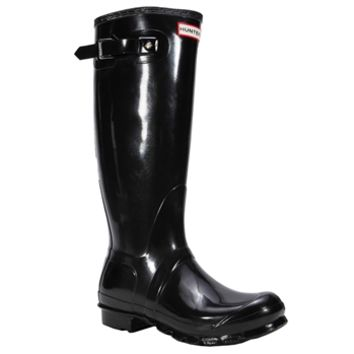 Hunter Original Tall Gloss Rain Boot at Von Maur