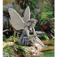 The Sunflower Fairy Statue - EU41620 - Design Toscano