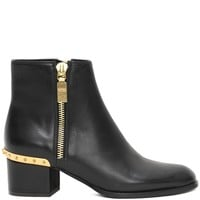 Metal Counter Ankle Boot Alexander McQueen | Boots | Shoes |