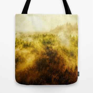 Recently Tote Bag by Tordis Kayma