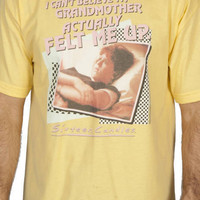 Sixteen Candles Grandmother Felt Me Up Shirt
