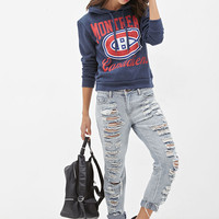 Montreal Canadiens Graphic Hoodie
