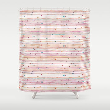 September Shower Curtain by Timone | Society6