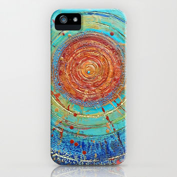 Color Blind iPhone & iPod Case by Brenda Erickson