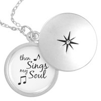Then Sings my Soul Quote