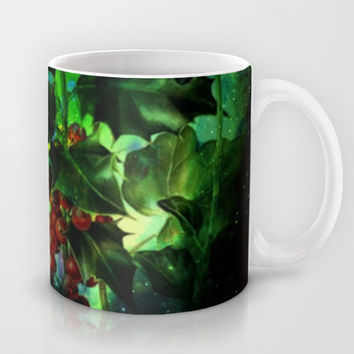 holly Mug by clemm